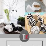 """""""11x Pasen in zwart wit ideeen van Pinterest blog afbeelding"""""""