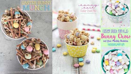 """""""Pasen mix de Bunny Munch snack"""""""