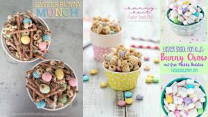 """Pasen mix Bunny Munch snack"""