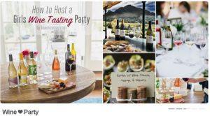 Wine party - vandaag mijn populairste bord