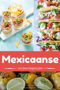 """Mexicaanse verjaardagshapjes - Recepten voor verjaardag hapjes van Pinterest - Mels Feestje"""""""