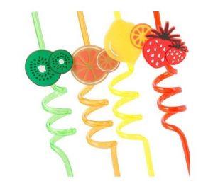 Xenos fruit rietjes E2 leuk voor op je tuinfeest