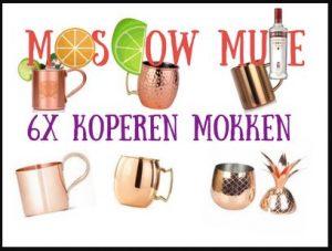 6 mooie koperen mokken bij Aliexpress voor mijn moscow Mule bericht uitgezocht - klik hier om gelijk door te gaan naar 6x Moscow Mule mokken - Mels Feestje