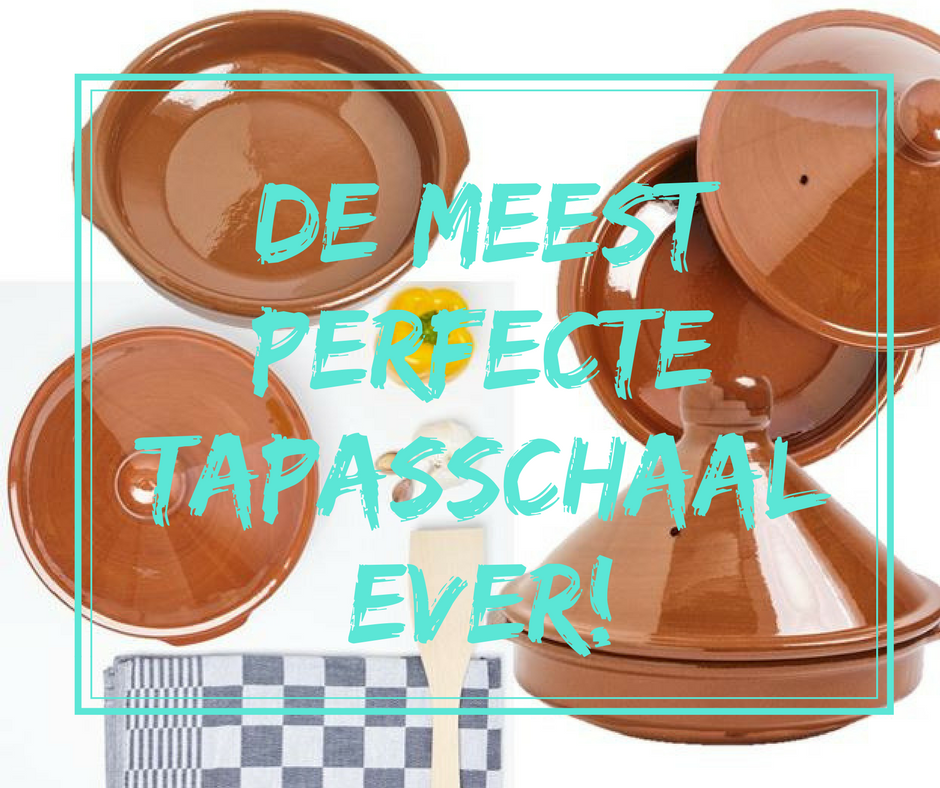 """""""De meest perfecte Tapas Schaal ever! Deze Classico tajine is handgemaakt van Spaans aardewerk. Past tussen alle tapasschalen. Het formaat 23 cm perfect voor Spaanse gehaktballen. Kan op waxinelichtjes. Mooi tapasschaal design"""""""
