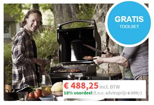"""Tuinkeuken of gas BBQ mooi vaderdag cadeau voor de BBQ koning - bij Fonq nu gratis accessoires - mooie vaderdag actie - Mels Feestje en Feestdagen"""""""