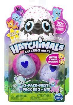 Hatchimals. Leuk cadeautje voor onderweg.