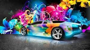 """Auto Kleuren Bingo! Hoe leuk voor onderweg. Gezellig spel om samen in de auto te spelen. Dit plaatje van deze gekleurde auto is mijn uitgelichte afbeelding voor mijn blog bericht """"Auto Kleuren Bingo"""". Een prachtige foto van een auto met allemaal kleuren eromheen. Mels Feestje & Zomervakantie"""