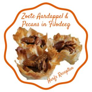Herfst recepten. Hier een super leuk en lekker voorgerecht: Zoete Aardappel & Pecans in Filodeeg. makkelijk recept met mooie herfstkleuren & herfstsmaken. Van het bericht 10x Herfst Sfeer Creëren met Mels Feestje. Herfst#2. Eten & drinken