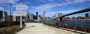 1. Zo vlak voor de NY marathon een hele kleine fiets route door Brooklyn New York - met natuurlijk de beste plekjes uitzicht skyline en een rooftopbar en Instagram plekjes - Mels Feestje en New York (1)