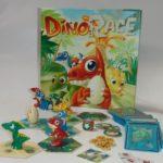 Sinterklaar cadeau 4 jaar Dino race spel