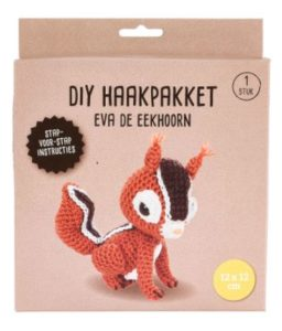 DIY haakpakket - sinterklaasspel cadeau
